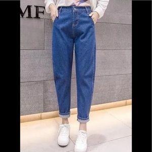 Lee Vintage High Rise Mom Jeans